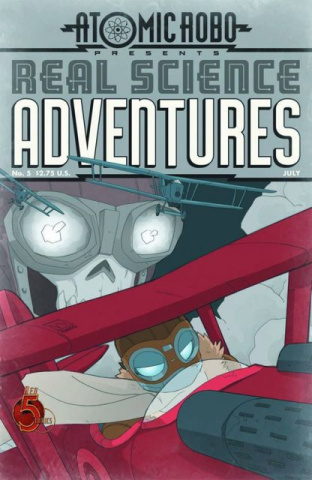 Atomic Robo: Real Science Adventures #5
