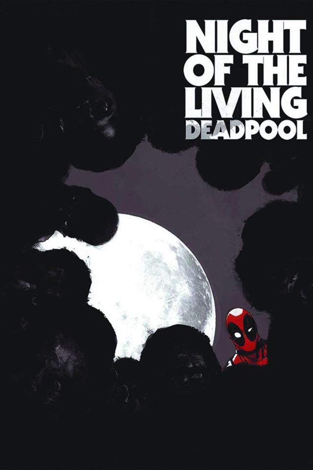 Night of the Living Deadpool #1 (Cullen Bunn Signed)