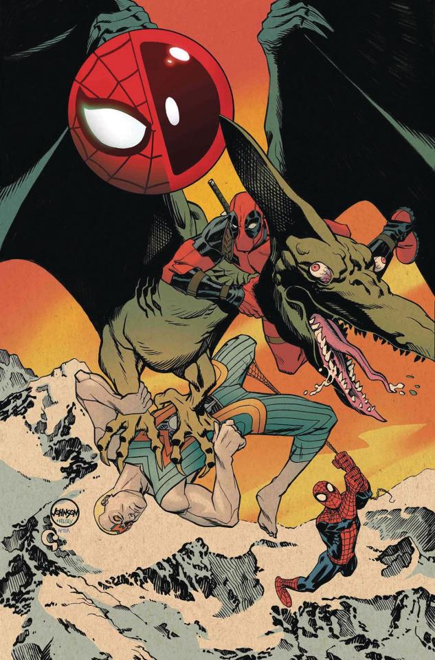 Spider-Man / Deadpool #38
