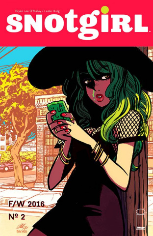 Snotgirl #2 (O'Malley Cover)