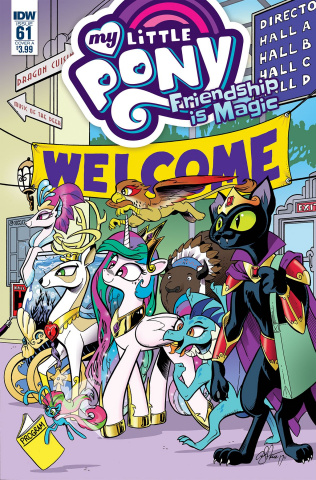My Little Pony: Friendship Is Magic #61 (Price Cover)