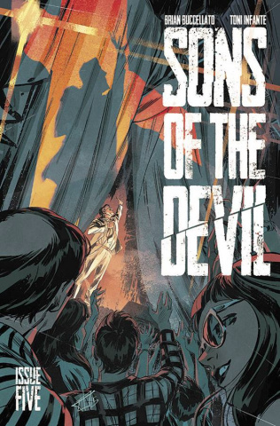 Sons of the Devil #5 (Infante Cover)