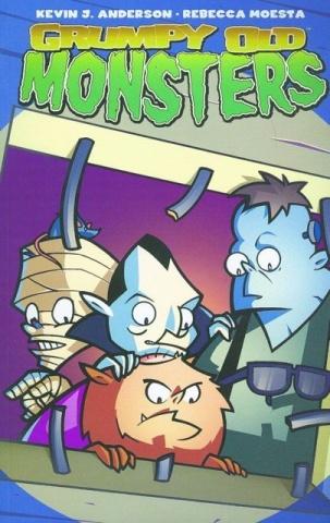Grumpy Old Monsters