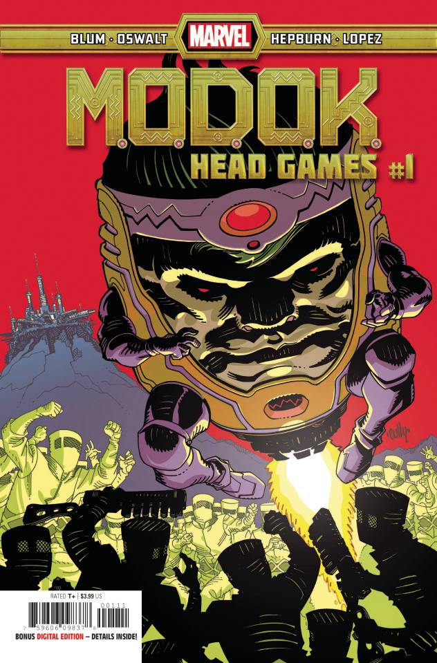 M.O.D.O.K.: Head Games #1