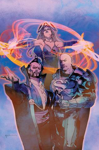 Trinity #7 (Variant Cover)