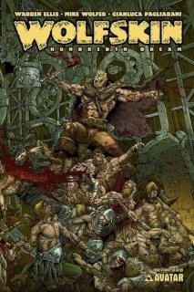 Wolfskin: Hundredth Dream #6 (Wrap Cover)