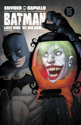 Batman: Last Knight on Earth #2 (Variant Cover)