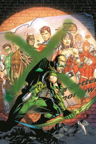 Green Arrow: 80 Years of the Emerald Archer (Deluxe Edition)