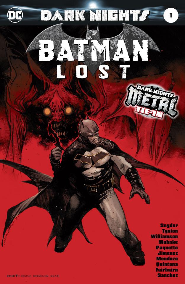 Batman: Lost #1 (Metal)