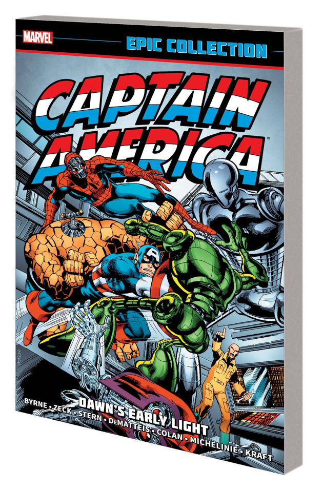 Captain America: Dawn's Early Light (Epic Collection)