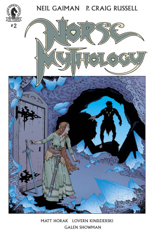 Norse Mythology II #2 (Russell Cover)