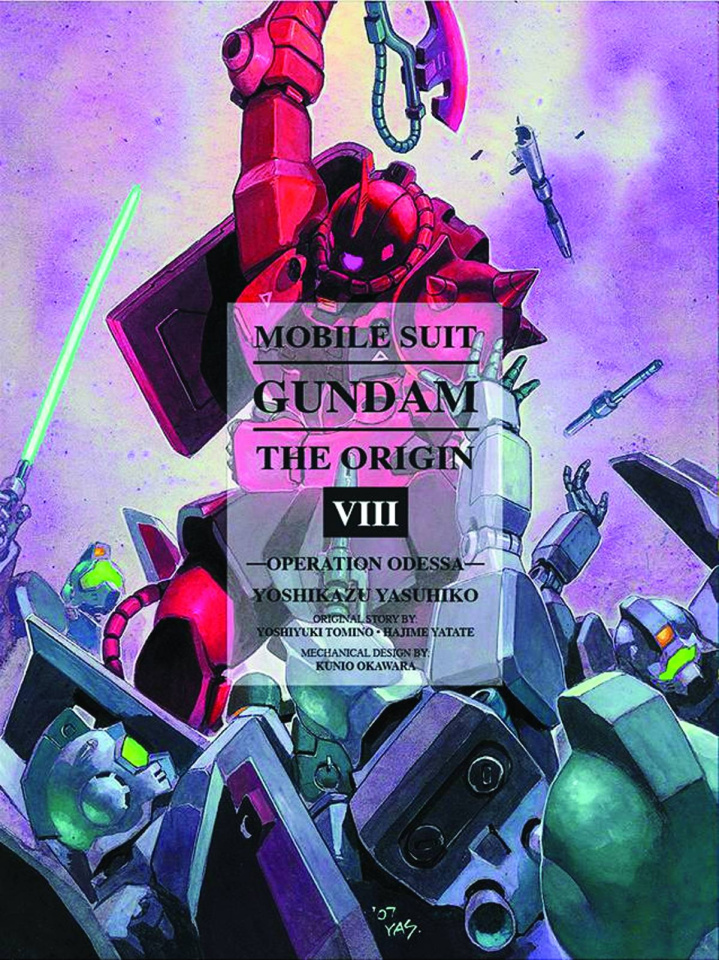 Mobile Suit Gundam: The Origin Vol. 9