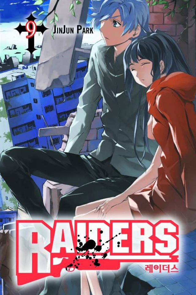 Raiders Vol. 9