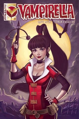 Vampirella #1 (Zullo Cover)