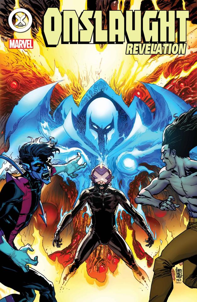 X-Men: Onslaught Revelation #1