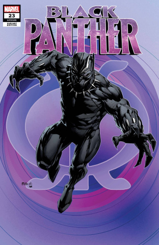 Black Panther #23 (Finch Cover)