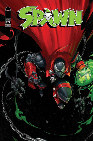 Spawn #271 (Habchi Cover)
