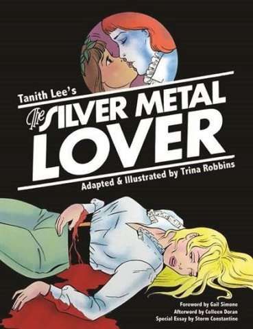 The Silver Metal Lover (Trina Robbins Cover)