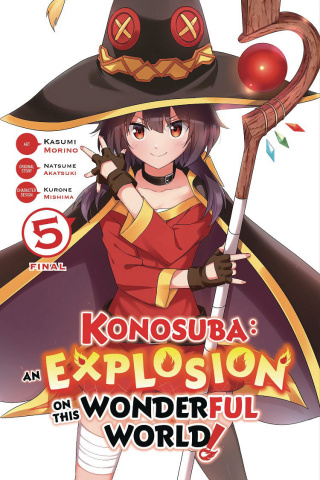 KonoSuba: An Explosion on This Wonderful World! Vol. 5