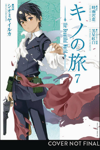 Kino's Journey: The Beautiful World Vol. 7
