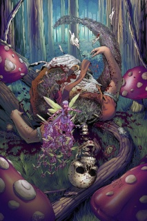Grimm Fairy Tales #5 (Eric J Cover)