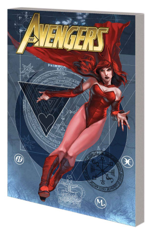 The Avengers: The Scarlet Witch by Abnett And Lanning