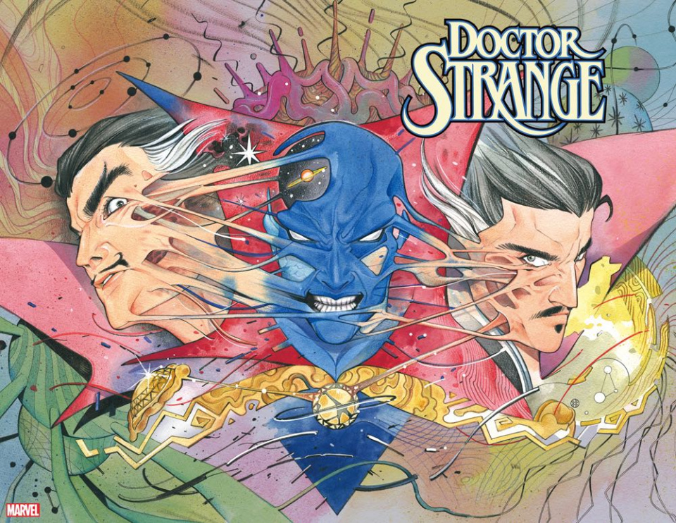 Doctor Strange #20 (Momoko Immortal Wrapped Cover)