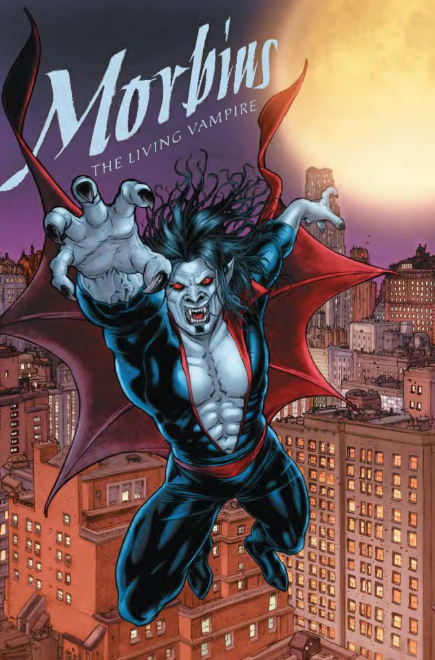 Morbius #1 (Ryp Connecting Cover)