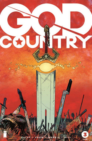 God Country #3 (Shaw & Wordie Cover)
