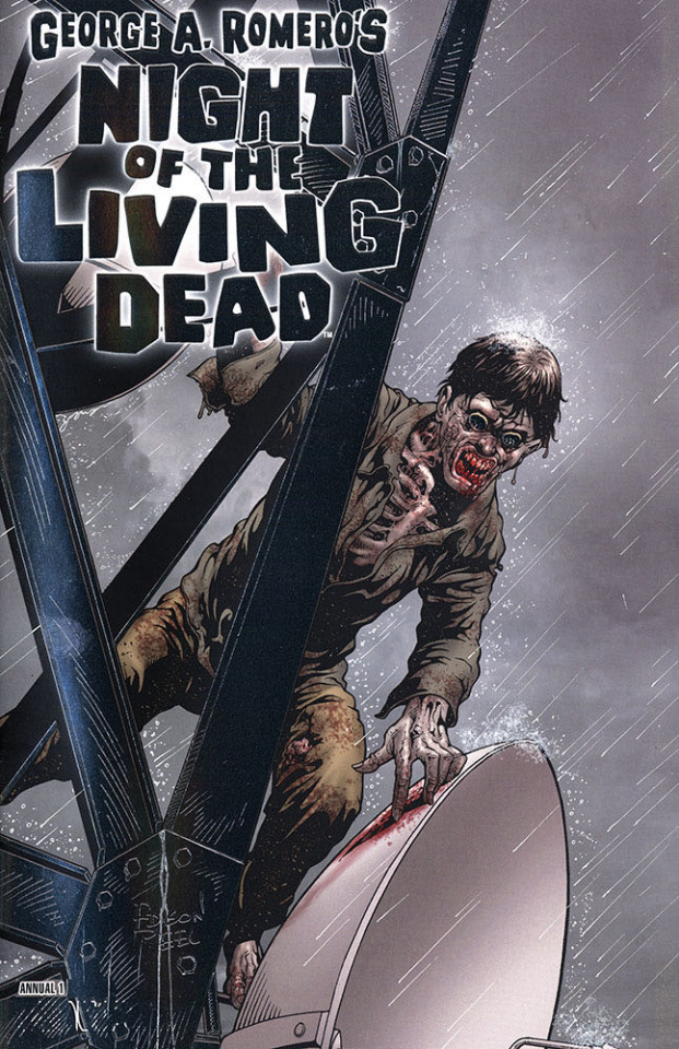 Night of the Living Dead Annual #1 (Platinum Foil Cover)