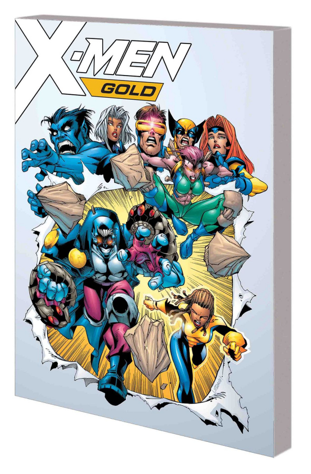 X-Men: Gold Vol. 0: Homecoming