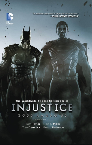 Injustice: Gods Among Us Vol. 2