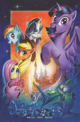 My Little Pony: Friendship Is Magic #102 (Price Cover)