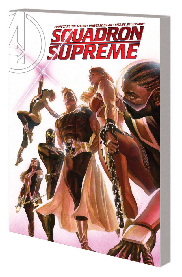 Squadron Supreme Vol. 1: By Any Means Necessary