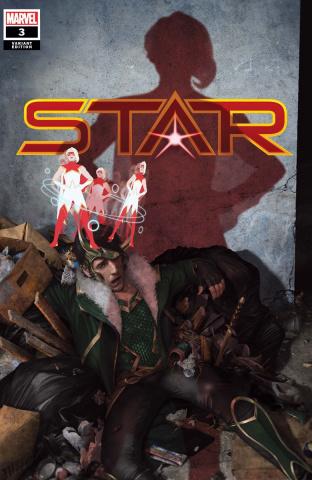 Star #3 (Rahzzah Cover)