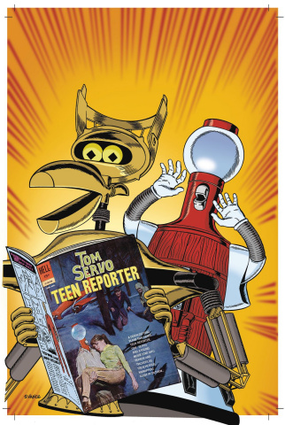 Mystery Science Theater 3000 #1 (Vance Cover)