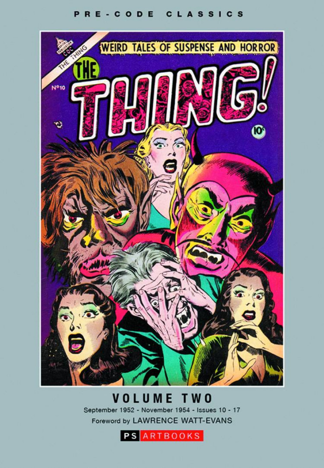 The Thing! Vol. 2