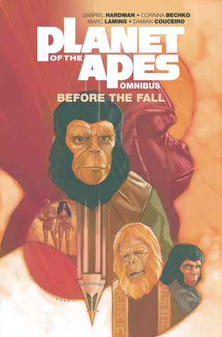 Planet of the Apes: Before the Fall (Omnibus)