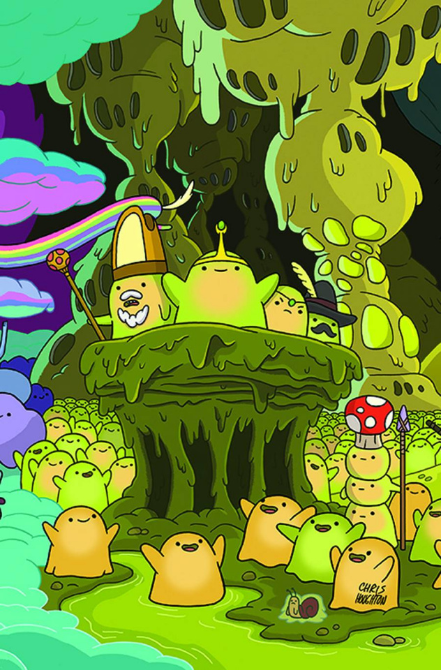 Adventure Time #10 (New Printing)