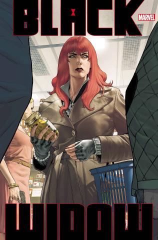 Black Widow #2 (De Iulus Cover)