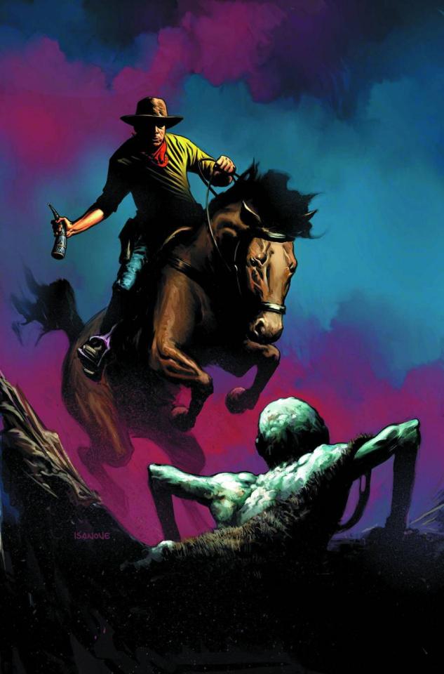 The Gunslinger: Evil Ground #2