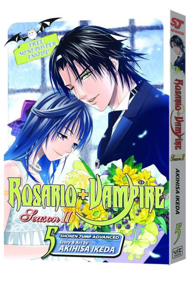 Rosario + Vampire: Season II Vol. 5