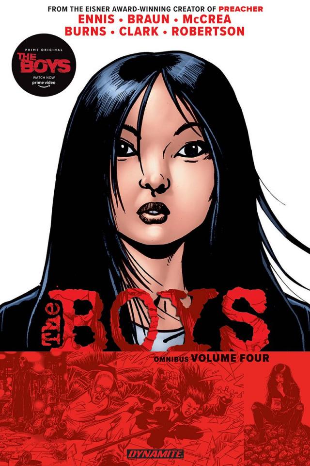 The Boys Vol. 4 (Omnibus)