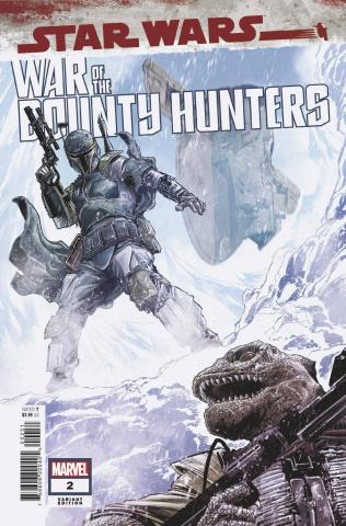 Star Wars: War of the Bounty Hunters #2 (Checchetto Cover)