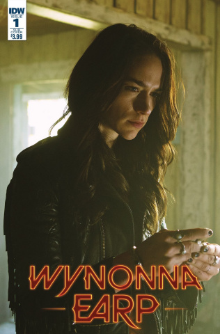 Wynonna Earp, Season Zero #1 (Photo Cover)