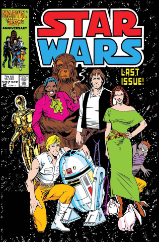 Star Wars Legends: The Original Marvel Years #107 (True Believers)