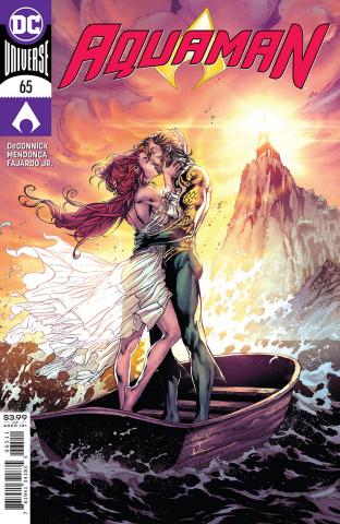 Aquaman #65 (Robson Rocha Cover)