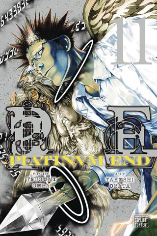 Platinum End Vol. 11