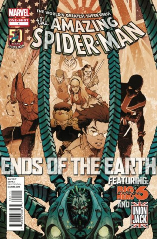 Amazing Spider-Man: Ends of Earth #1