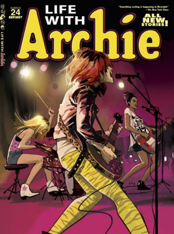 Life With Archie #24 (Staples Cover)